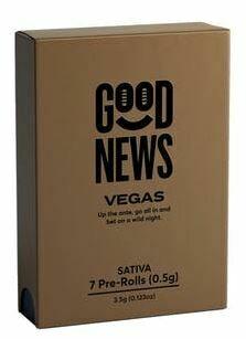 Vegas Pre-Roll Pack Shorties