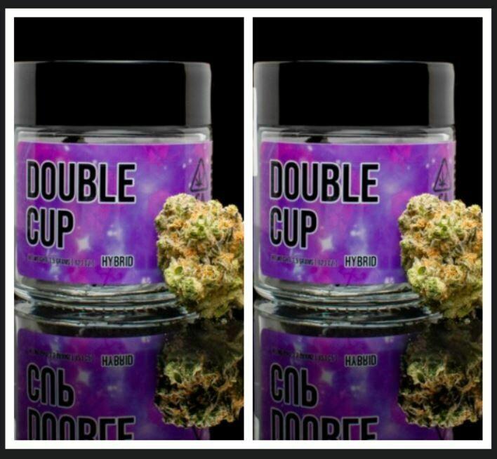 INDOOR TOP SHELF PAIR! | DOUBLE CUP | 30.9% THC