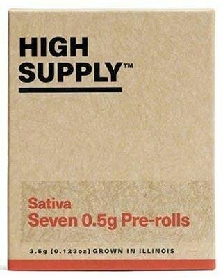 HIGH SUPPLY   Shorties 3.5g (7-pk)   Sativa