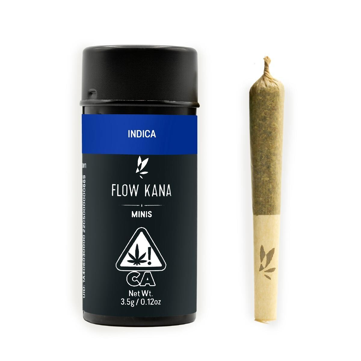 BLUE LIME PIE - RELAX MINI PRE-ROLLS (6 PACK)