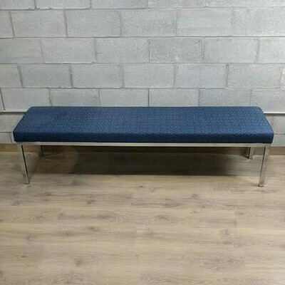 Keilhauer Patterned Fabric Convenience Bench