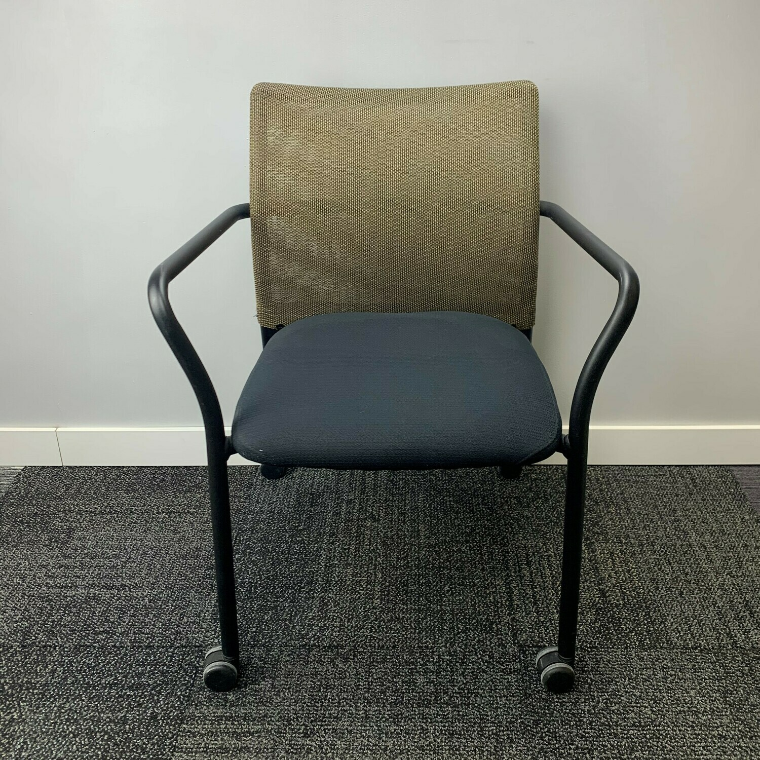 Steelcase Guest Chair on Castors