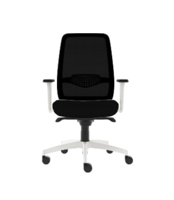 AllSeating L1 Task Chair-Birch Frame