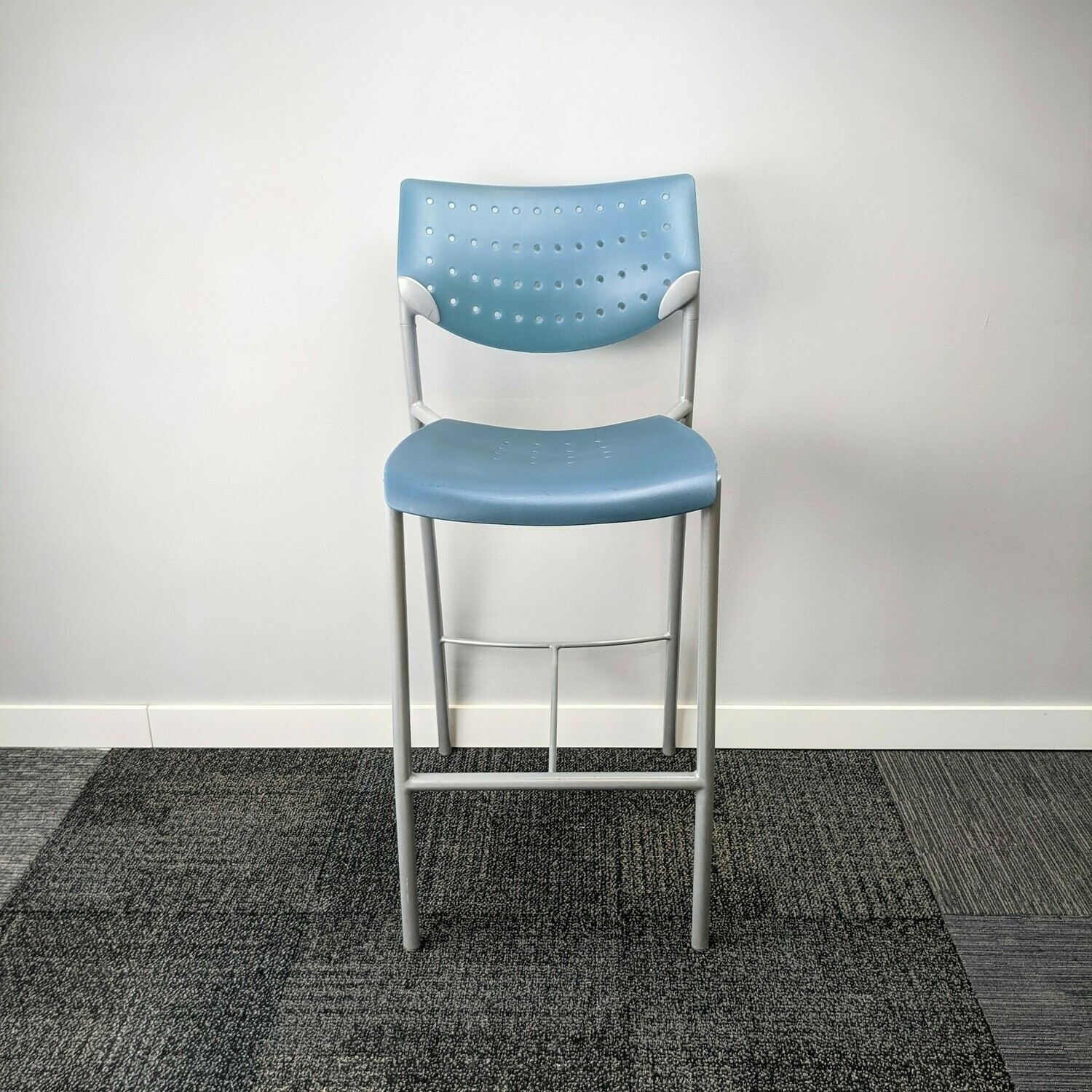 Keilhauer Also 3513 Stool Blue