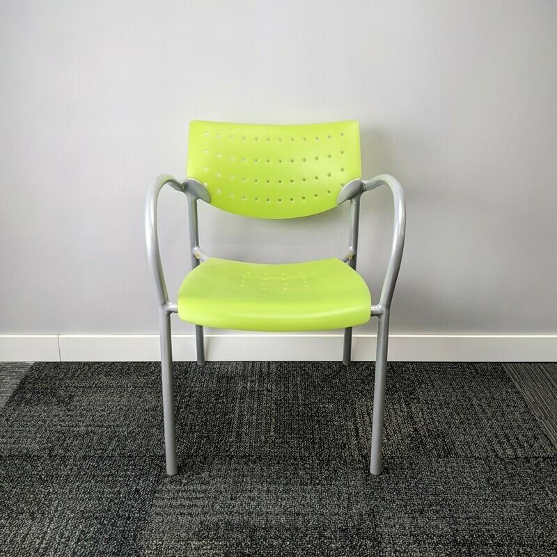Keilhauer Also 3513 Chair Green