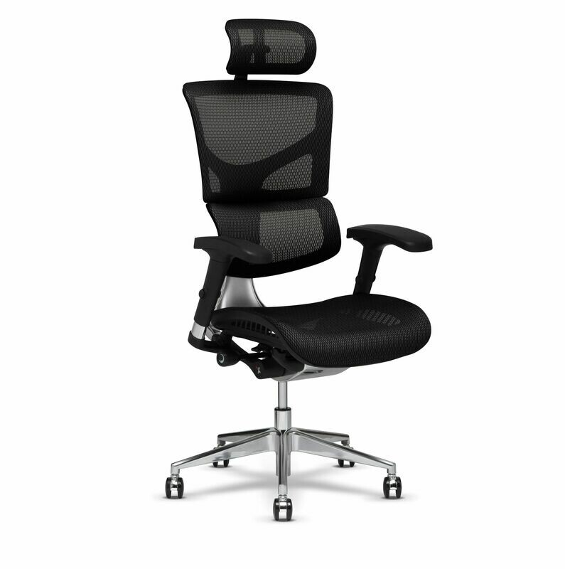X2-K-Sport Mgmt Chair Extended Width