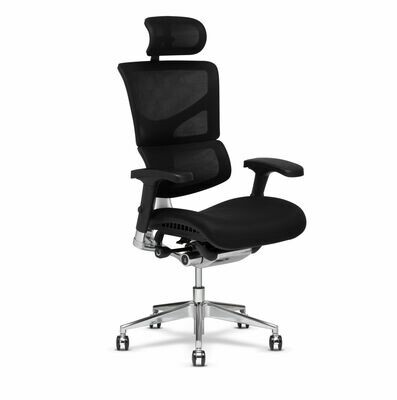 X3-ATR Mgmt Chairs Extended Width