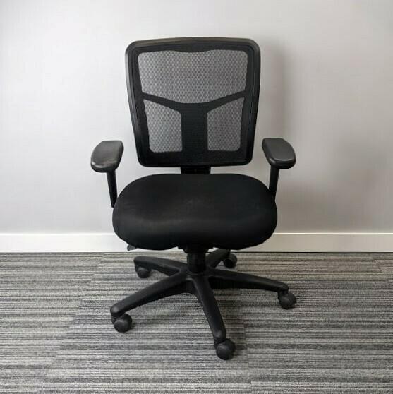 Office Star Work Smart™ Screen Back Task Chair