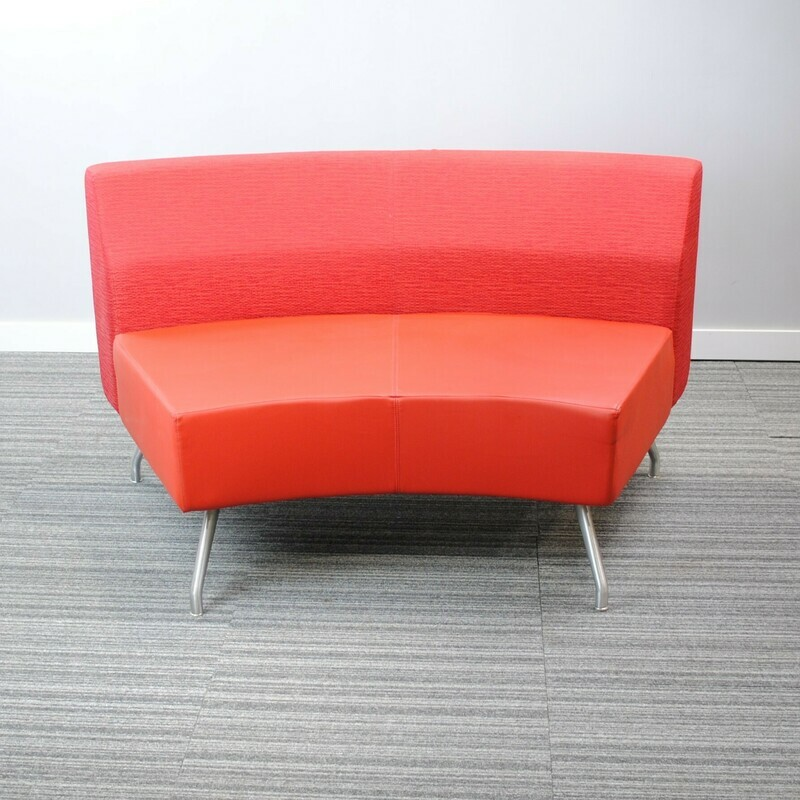 Crescent Lounge Modular Seat by Kimball
