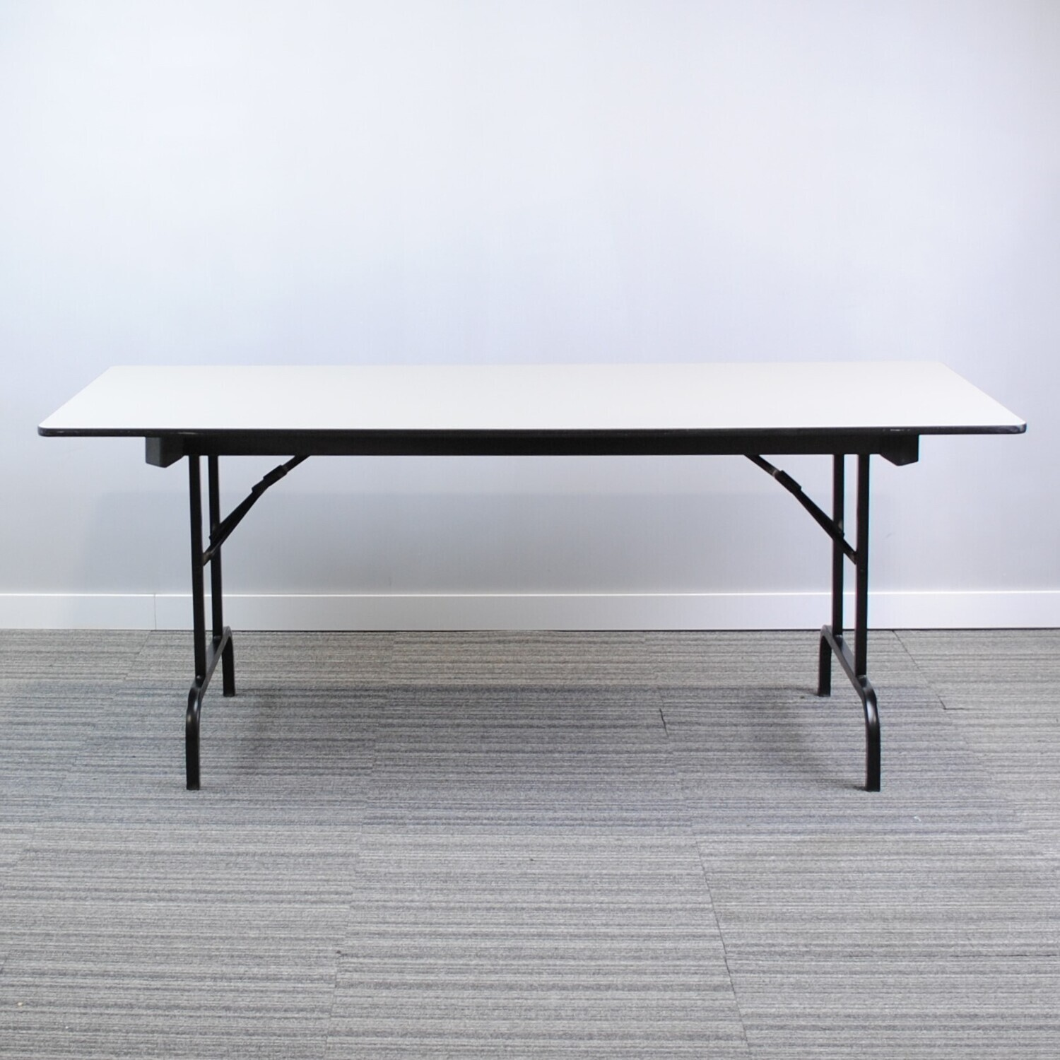Interion Laminate Folding Table by