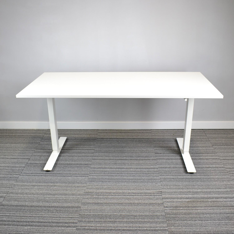 Height Adjustable Desk by Ikea