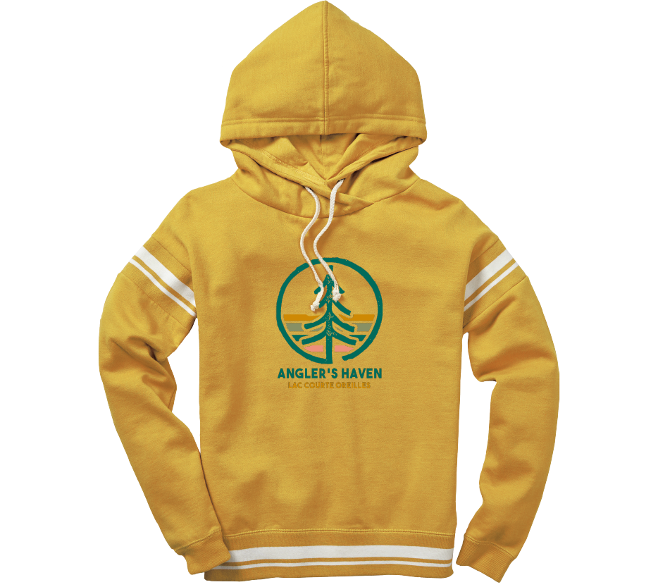 Pacific Supply Sporty Hoodie