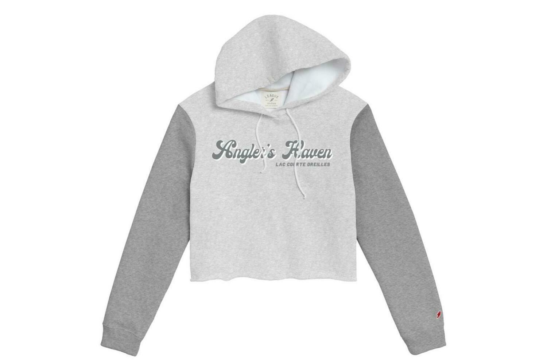 *Spring Sale* Crop Sweatshirt Hoodie