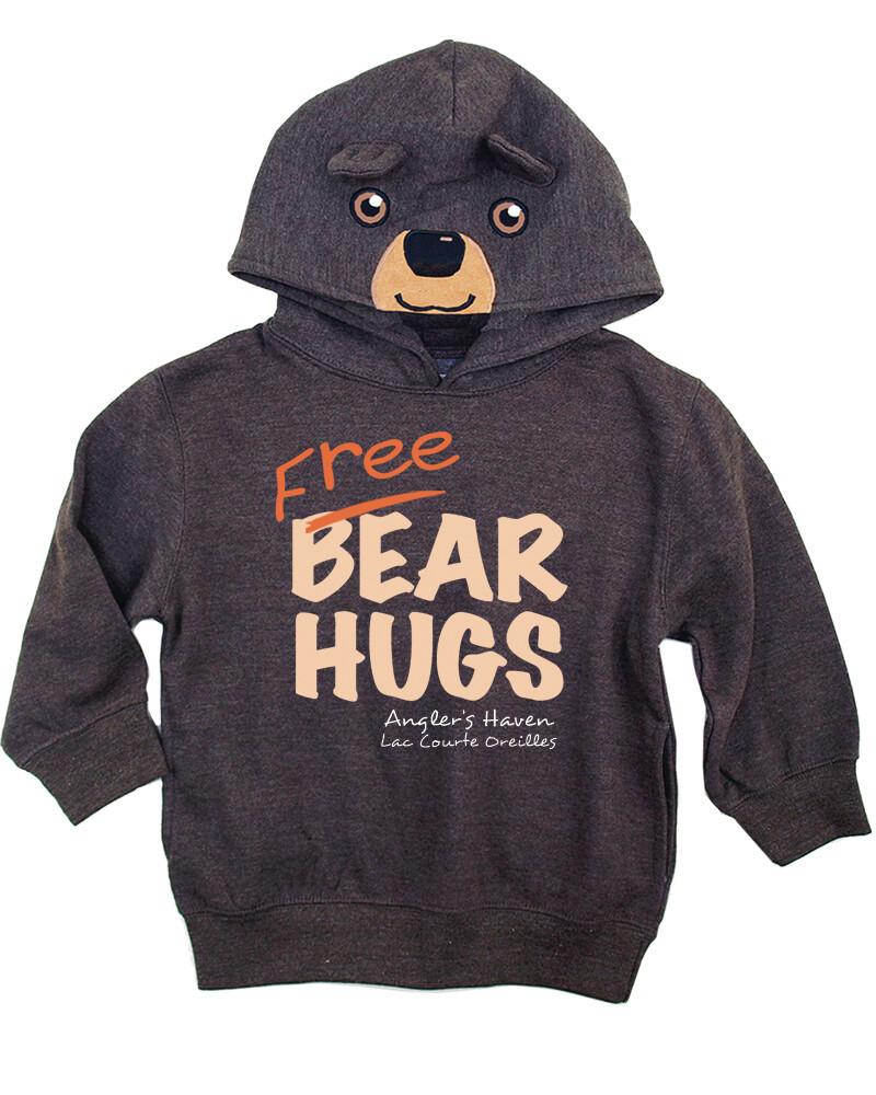 *Spring Sale* Youth Bear Hoodie