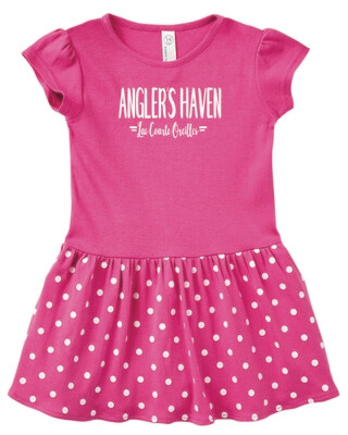 *Spring Sale* Pink Dress Onesie