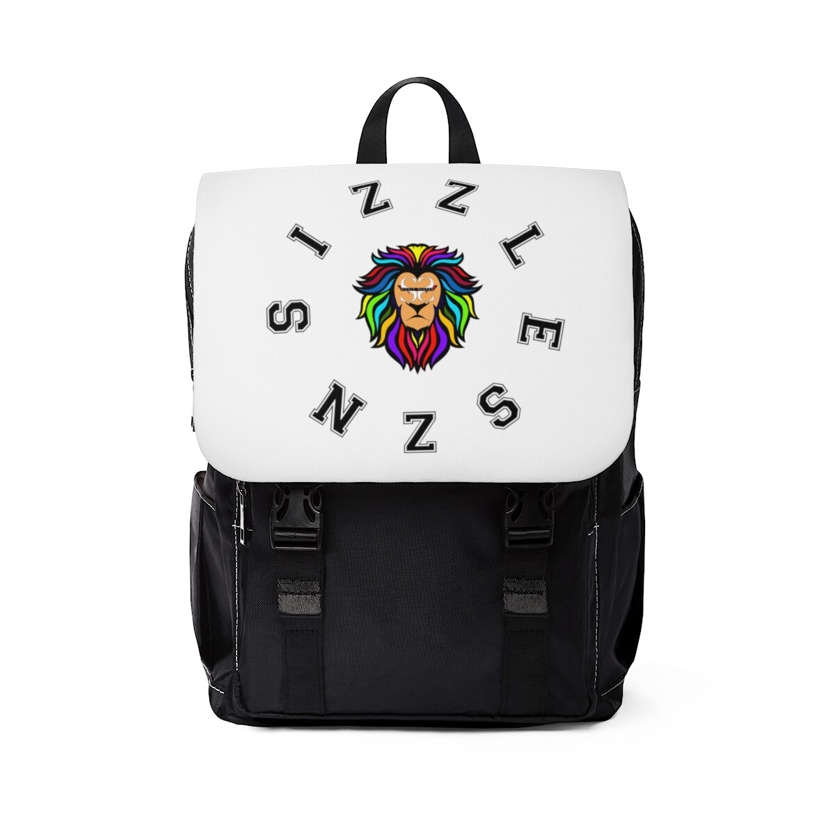 Sizzle Szn Casual Shoulder Backpack