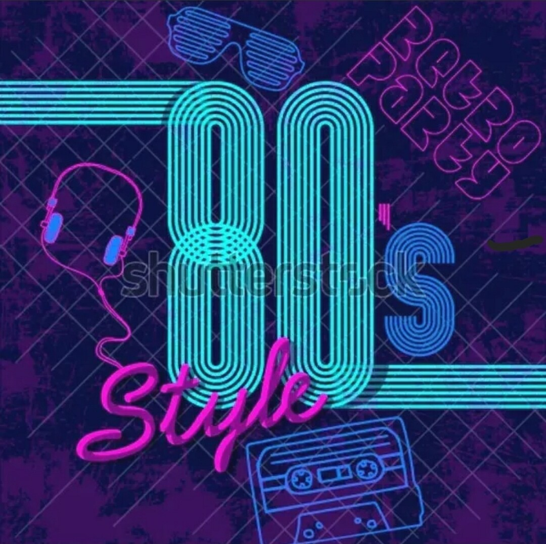 I ❤ The 80'z Mixtape