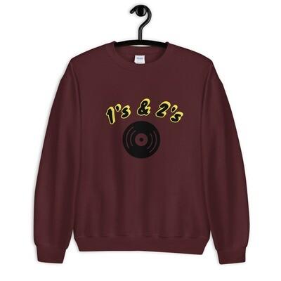 Sweatshirts(1's & 2's)