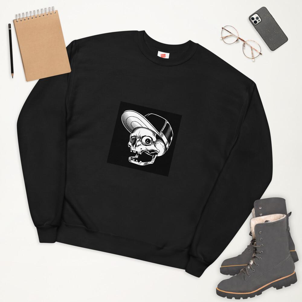 Fleece Sweatshirts(Skull Boy)