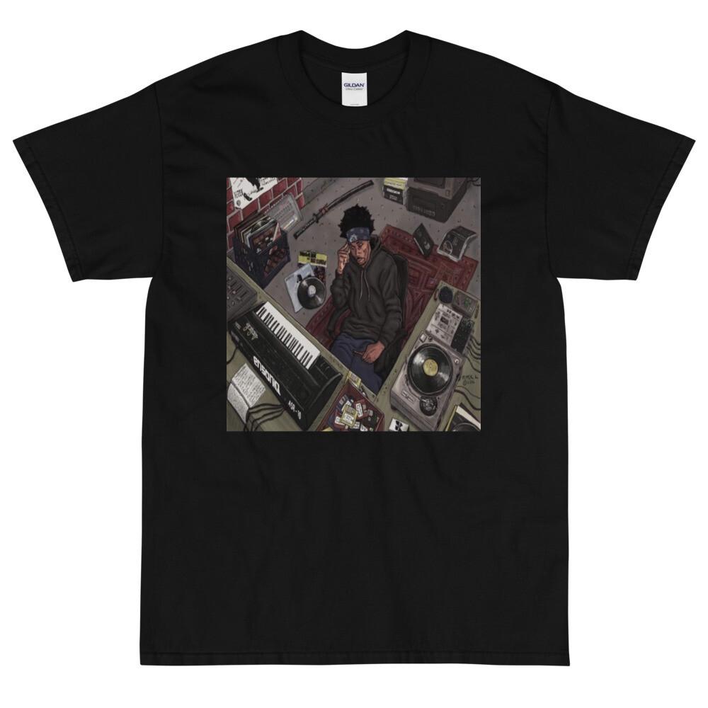 Classic Gildan T-Shirts(RZA aka Bobby Steeles)