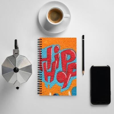 Spiral Notebooks(Hip Hop)