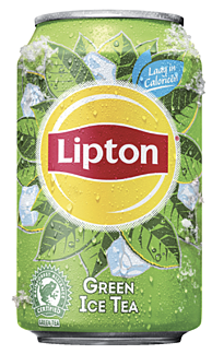 Ice Tea Green 33cl blikje