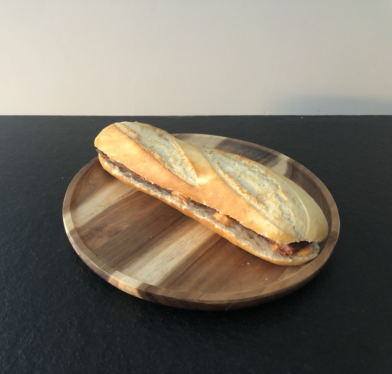 Broodje Kip Saté