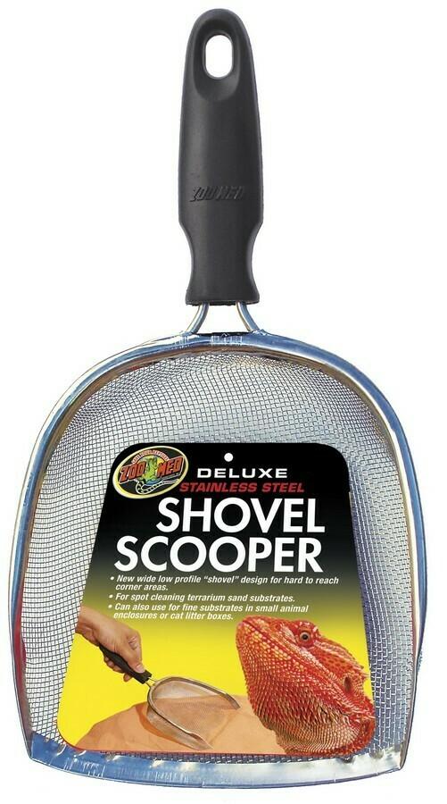 ZooMed - Deluxe Shovel Scooper