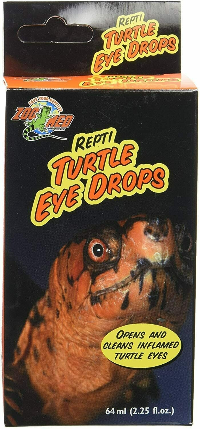 ZooMed - Repti Turtle Eye Drops