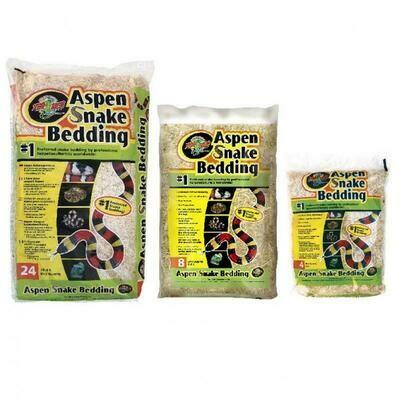 ZooMed - Aspen Snake Bedding