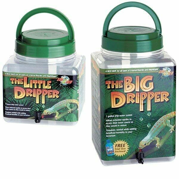 ZooMed - Big/Little Dripper