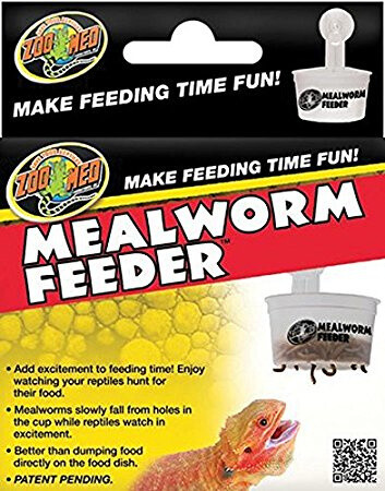 ZooMed - Hanging Mealworm Feeder