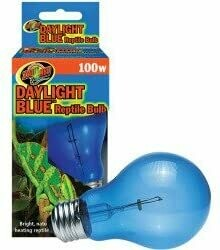 ZooMed - Daylight Blue Reptile Bulb - 100W