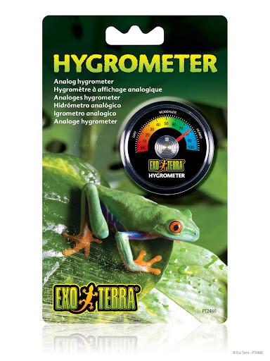 Exo Terra - Hygrometer - Analog