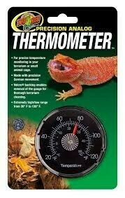 ZooMed - Precision Analog Thermometer