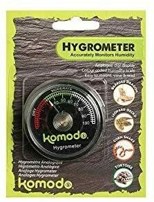 Komodo - Hygrometer - Analoog