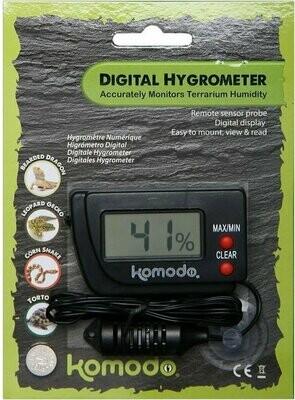 Komodo - Digital Hygrometer