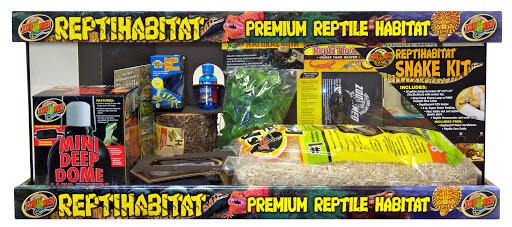 ZooMed - ReptiHabitat Snake Kit