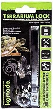 Komodo - Terrarium Lock