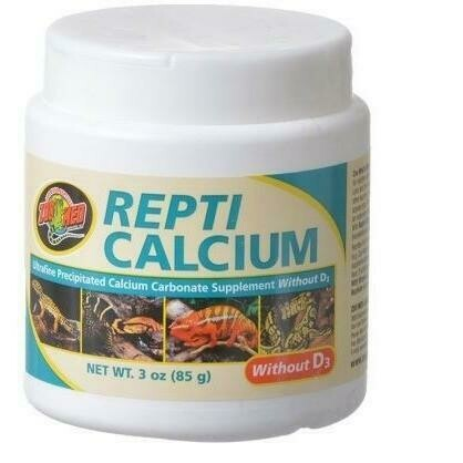 ZooMed - Repti Calcium without D3