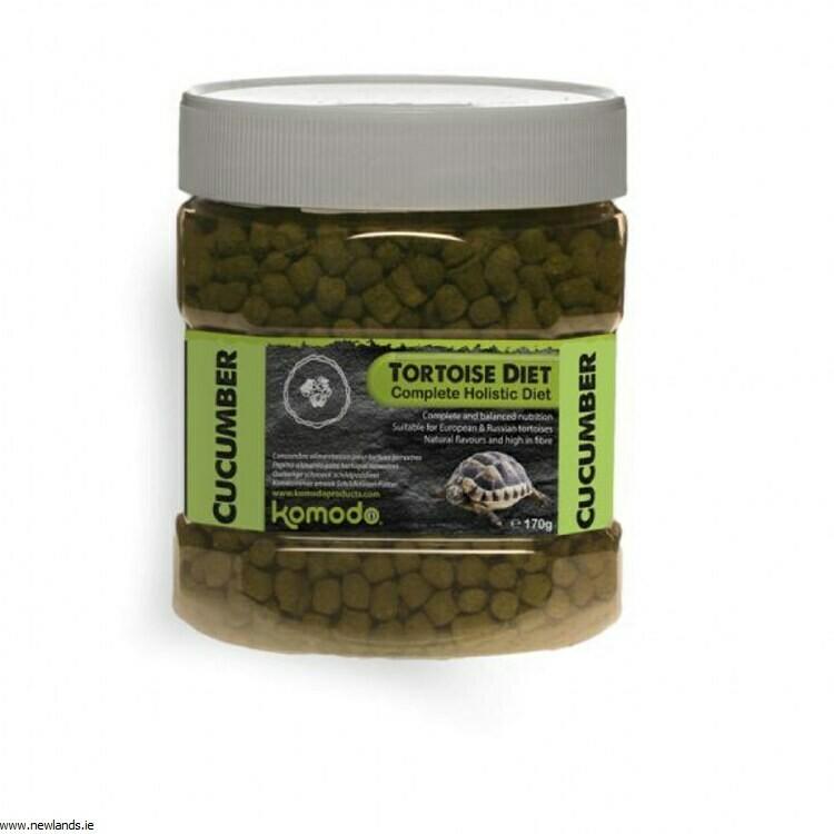 Komodo - Tortoise Diet - Cucumber