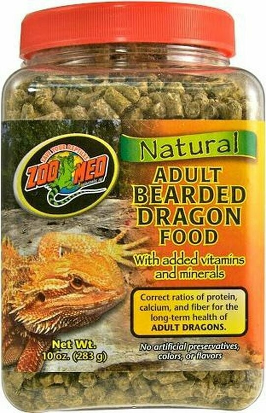 ZooMed - Adult Bearded Dragon Food