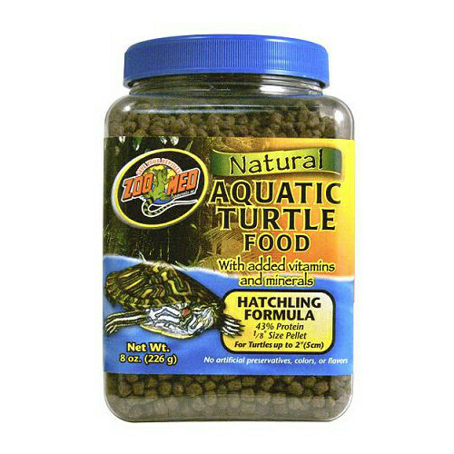 ZooMed - Aquatic Turtle Food - Hatchling Formula