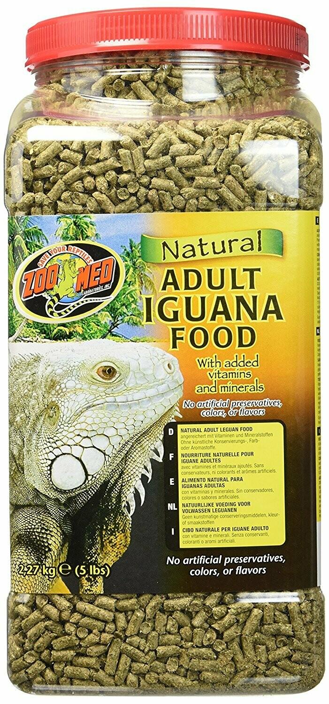 ZooMed - Adult Iguana Food