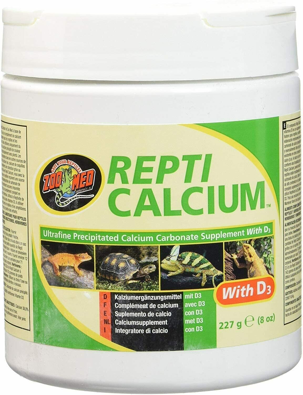ZooMed - Repti Calcium with D3