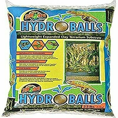 ZooMed - Hydroballs Lightweight Expanded Clay Substrate - 1.13Kg
