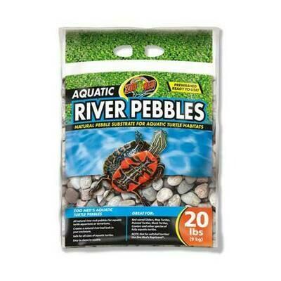 ZooMed - Aquatic River Pebbles Substrate