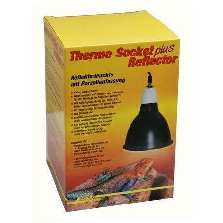 Lucky Reptile - Thermo Socket Plus Reflector