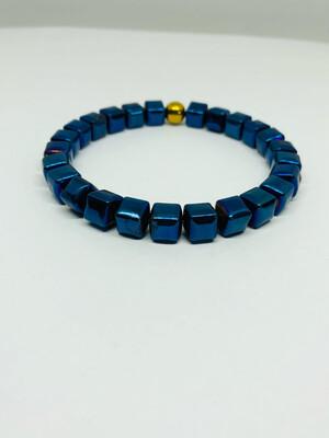 Blue Bricks