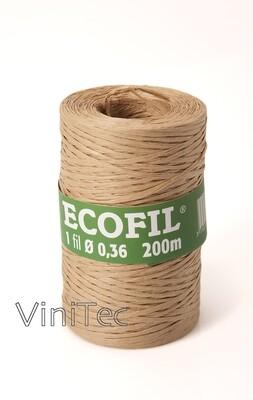Ecofil binddraad 1 x 0,36 mm -  rol 200m